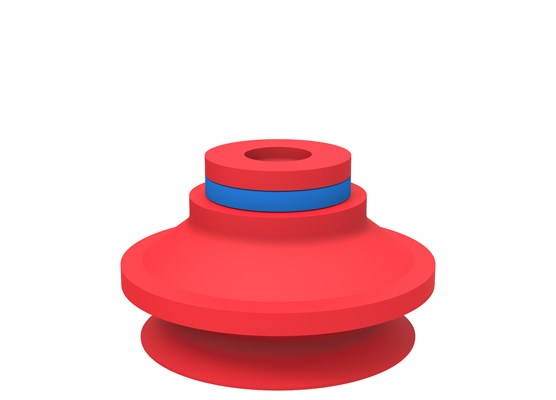 Suction cup B50-2 Silicone with filter