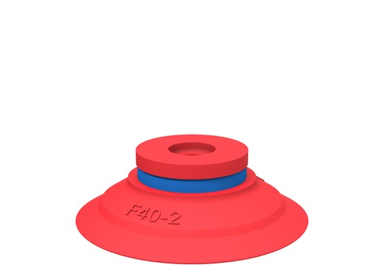 Suction cup F40-2 Silicone