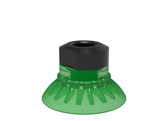 "Suction cup FC35P Polyurethane 60, 1/8"" NPSF female"