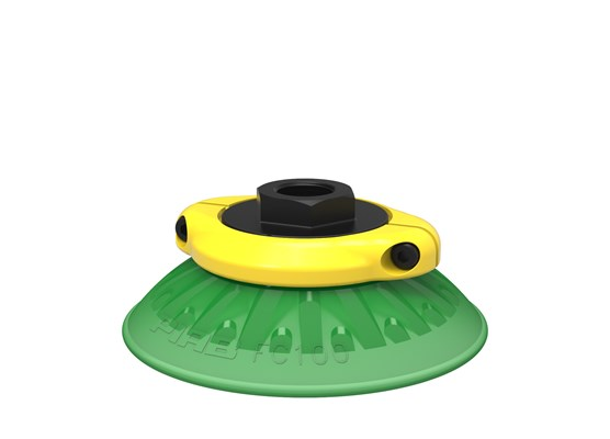 "Suction cup FC100P Polyurethane 60, G3/8"" female, with mesh filter"