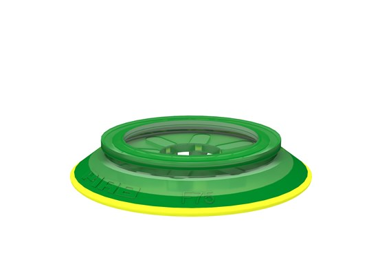 Suction cup F75P Polyurethane 30/60
