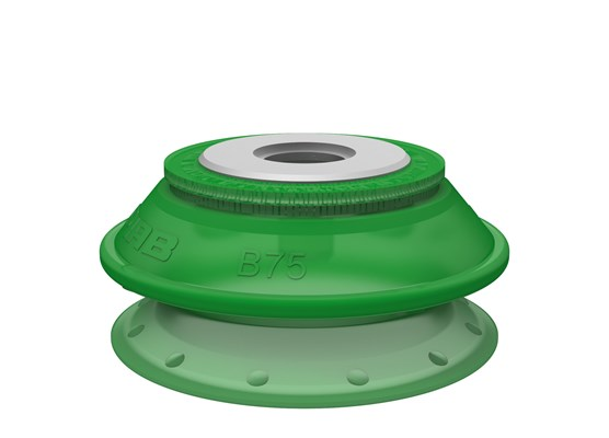 Suction cup B75P Polyurethane 60, for thread insert