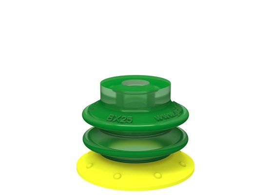 Suction cup BX25P Polyurethane 30/60