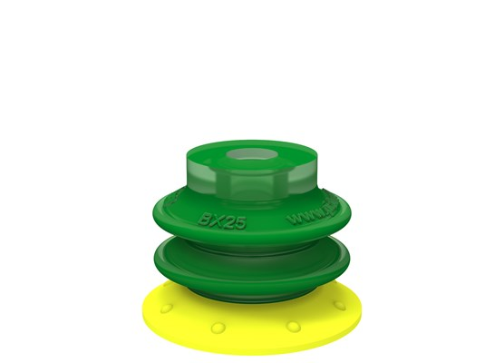 Suction cup BX25P Polyurethane 30/60, with filter