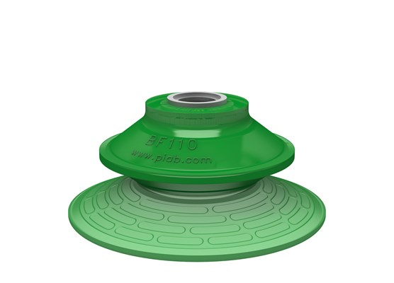 Suction cup BF110P Polyurethane 60, with O-ring