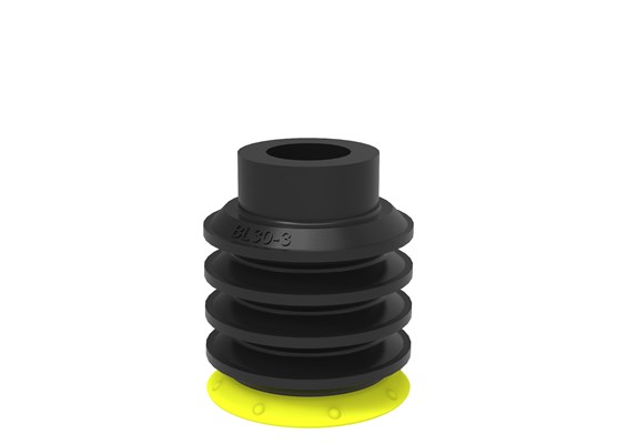 Suction cup BL30-3P Polyurethane 30/70