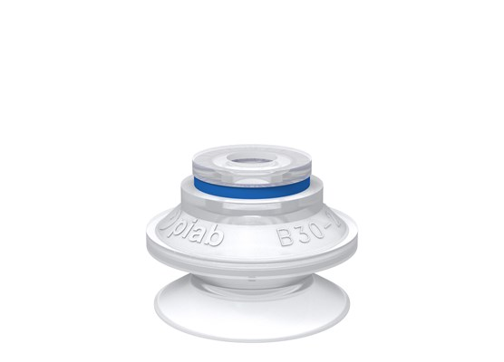 Suction cup B30-2 Silicone FCM