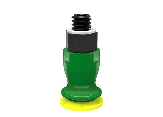Suction cup B10XP Polyurethane 30/60, M5 male