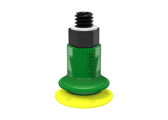 Suction cup B15XP Polyurethane 30/60, M5 male