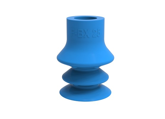 Suction cup F-BX25 Silicone detectable, FCM
