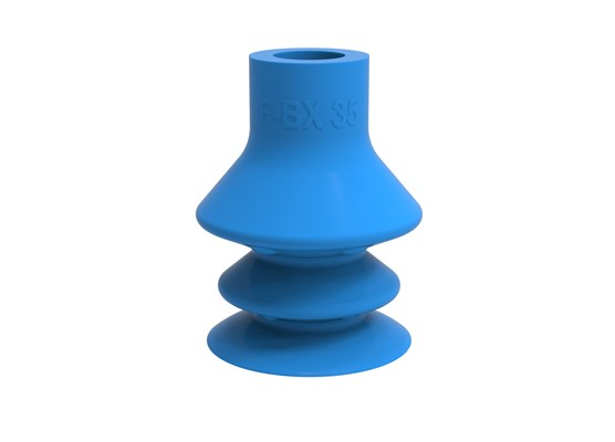 Suction cup F-BX35 Silicone detectable, FCM