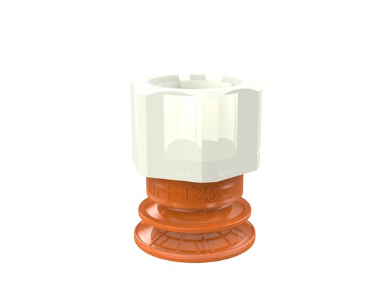 "Suction cup BFFT23P Polyurethane 60/60/30, G3/8"" female plastic"