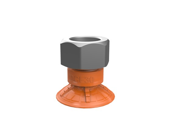 "Suction cup DCF30P Polyurethane 60, G3/8"" female"