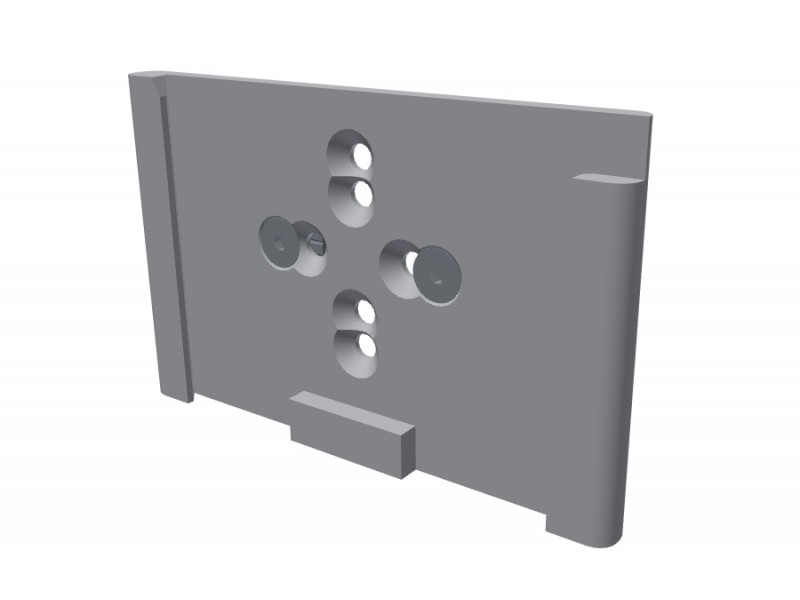 GHV Wall mounts