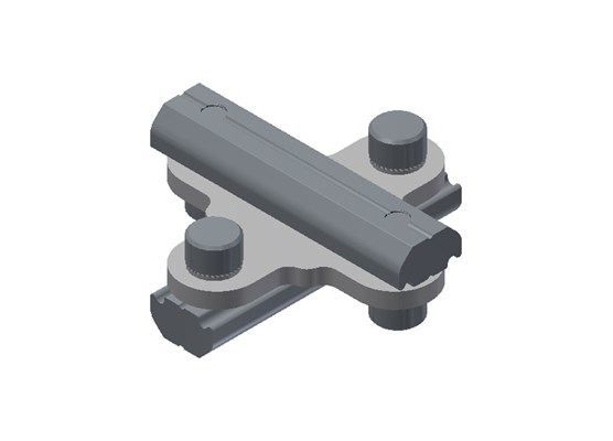 KPL 18-18 L Cross Joint Connector