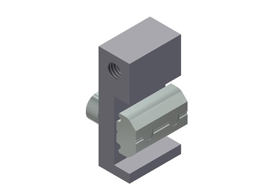 WSS M5 L Angle Connector