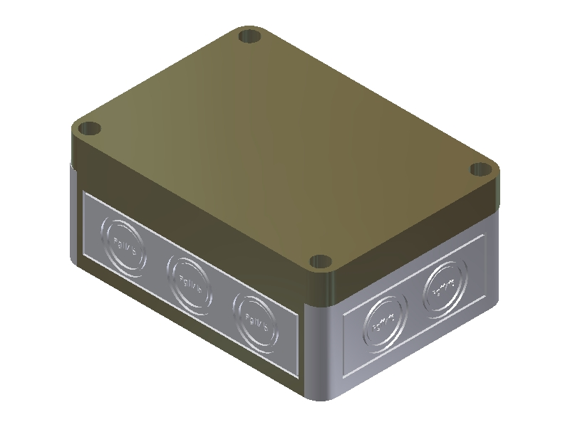 RPL Relay junction boxes