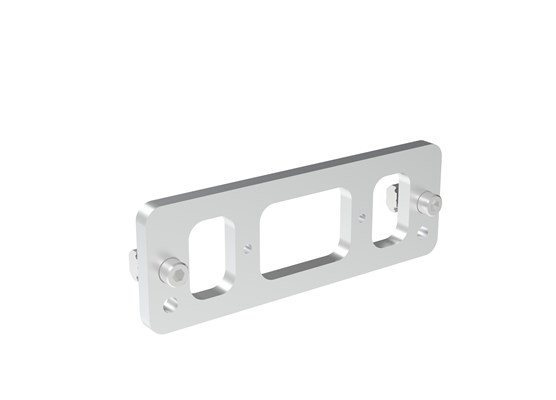 JBM 1 Junction box mount: KK 1, RPL 2, and RPL 4