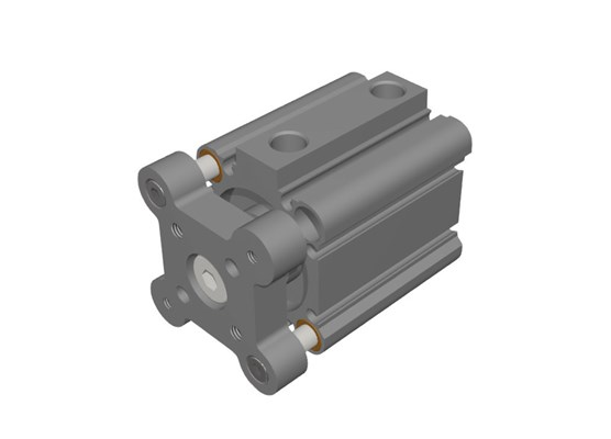 KZG-ECDQMB32-40 Compact cylinder guided
