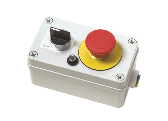 Remote control CU-1/2 Start/Stop with emergency stop