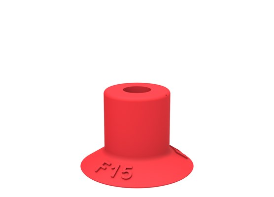 Suction cup F15 Silicone