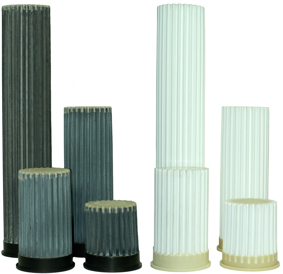 Pleated Rod Filter