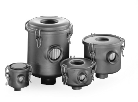 Vacuum filters-Metal