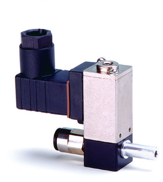 Solenoid valve DS 23 for control on/off