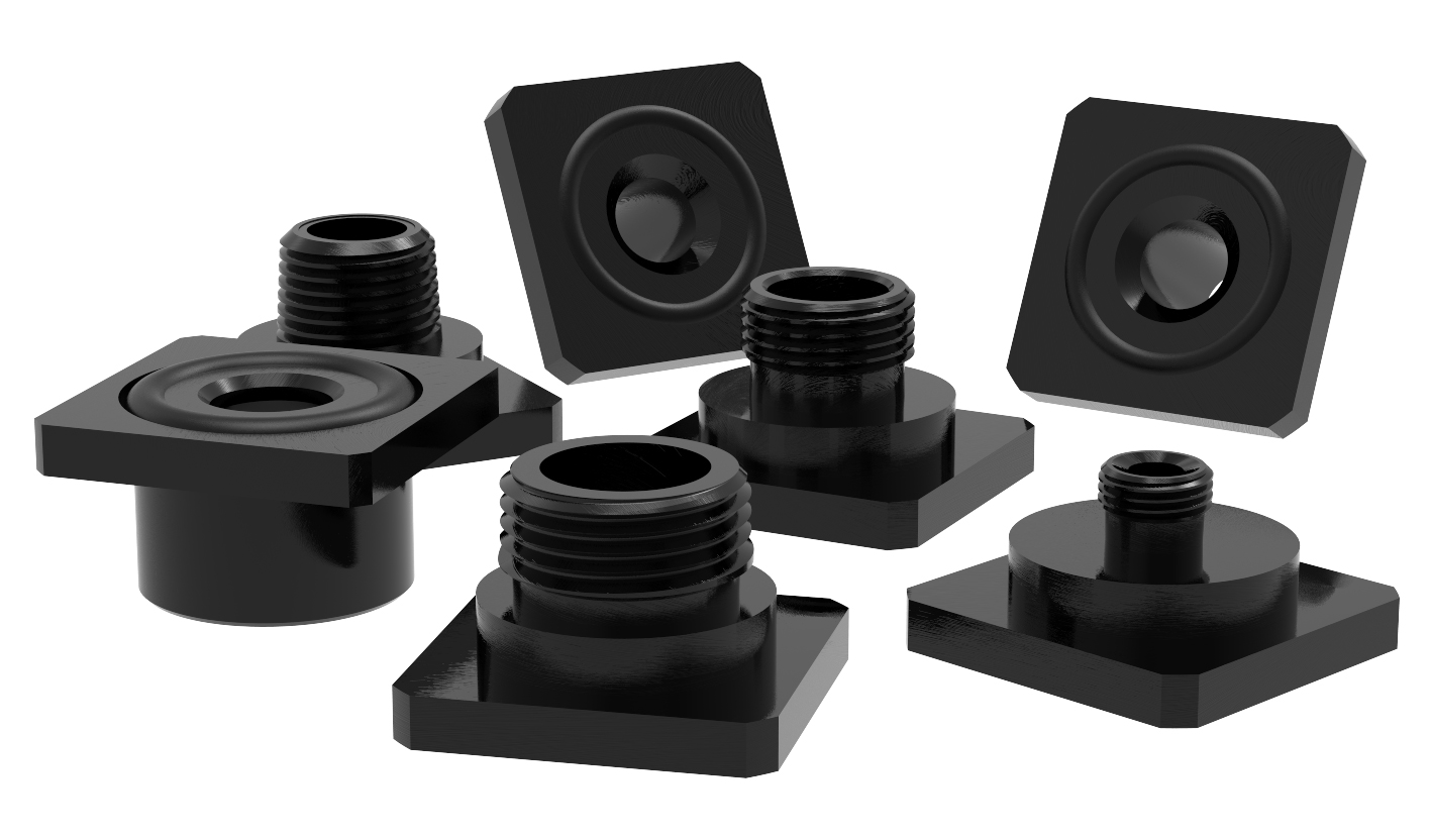 T-slot adapters